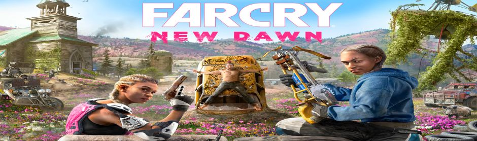 Banner Far Cry New Dawn