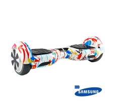 "Hoverboard Scooter Smart Balance 6.5"" Colorful Bateria Samsung"