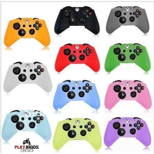 2440417427b3d Case De Silicone Para Controle Xbox One - FOX Games
