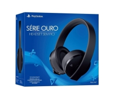 Headset  Wireless 7.1 Stereo Gold