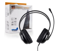 Headset Gamer Entrada P2 Cabo 2.4m Mymax